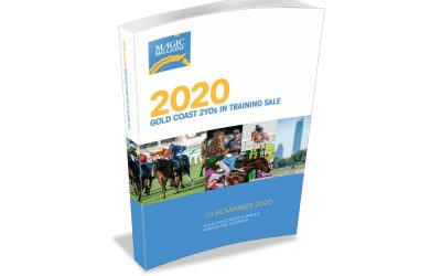 Magic Millions 2020 Gold Coast 2YOs In Training Sale – 10 November 2020